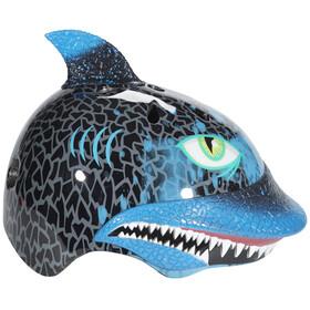 C-Preme Raskullz Shark Attax Helmet black